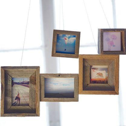 Alibi Interiors Santa Cruz Ca Reclaimed Wood Frames And