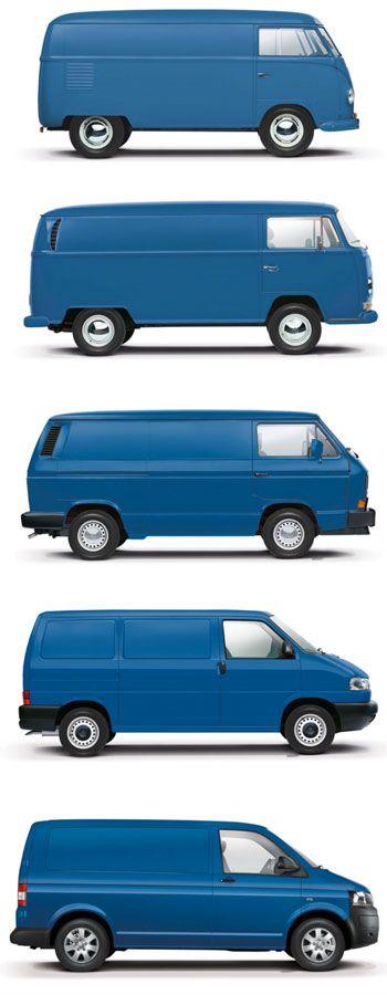 Everything Interesting About Volkswagen S New Electric Microbus Volkswagen Transporter Volkswagen Volkswagen Bus