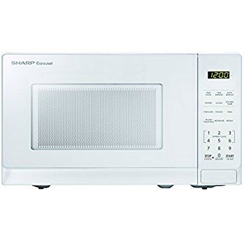 Amazon Com Sharp Microwaves Zsmc0710bw Sharp 700w Countertop