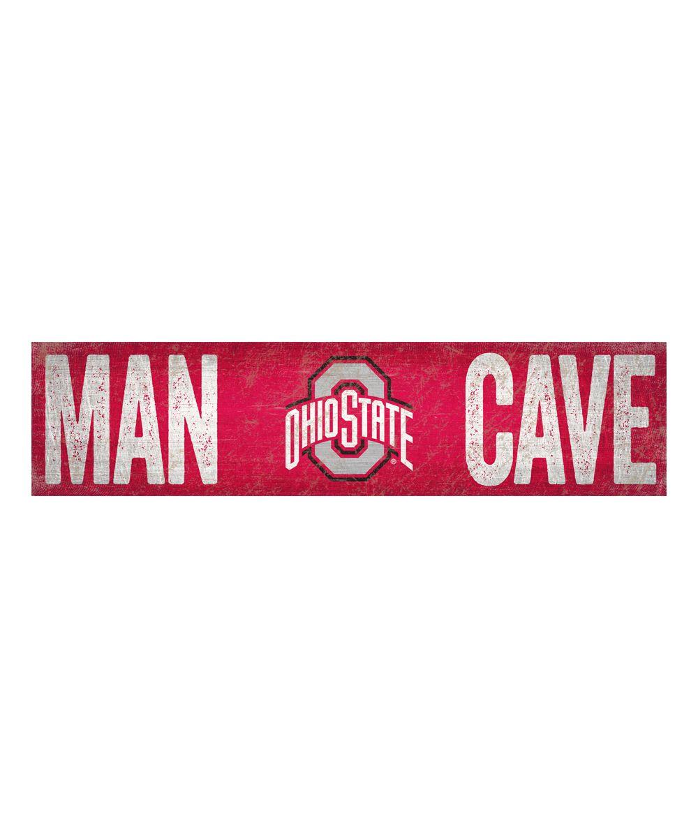 Ohio State Buckeyes \'Man Cave\' Sign | Pinterest