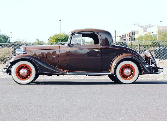 1933 Buick 97
