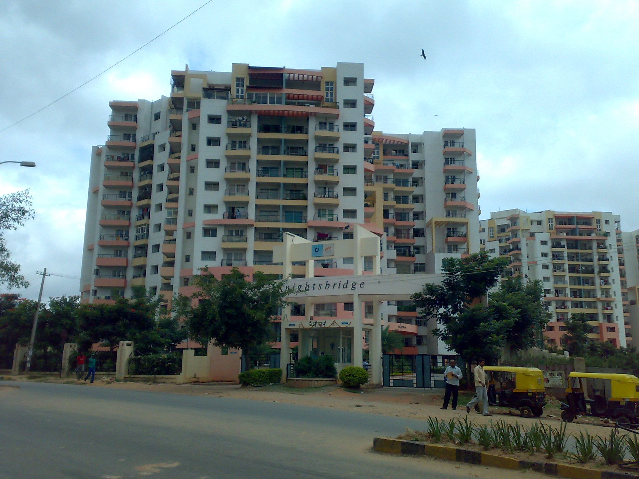 3 BHK flat for rent in Brookefield, Bangalore Flat rent