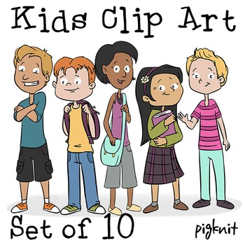Kids Standing Clipart With Images Kids Clipart Teacher