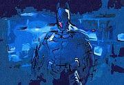 The Joker Batman Art by Super Hero