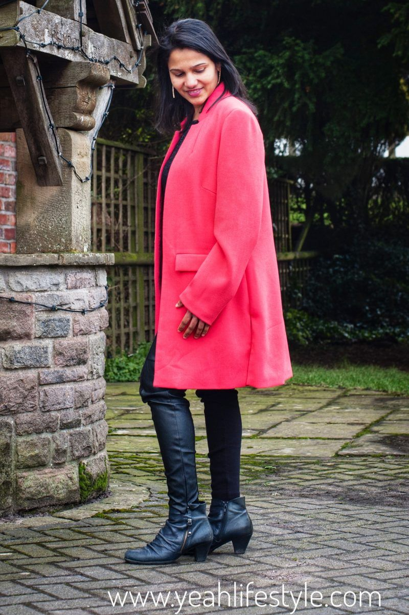 Comfy Warm Slippers and Longline Coat from Damart *