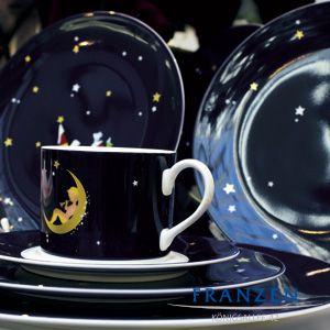 Porzellan für den Weihnachtstisch - perfekt auch schon in der Adventszeit