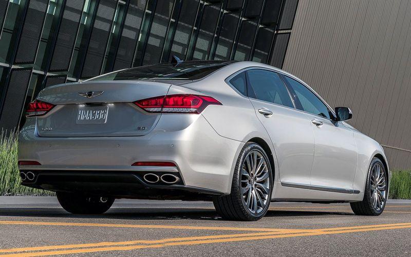 2017 Hyundai Genesis G80 Coming This September Starts At 42 350