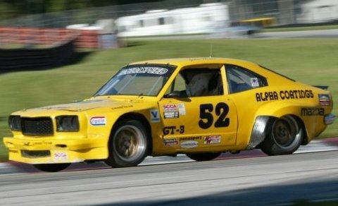 1974 mazda rx3 scca gt 3 race car front cars from mazda. Black Bedroom Furniture Sets. Home Design Ideas