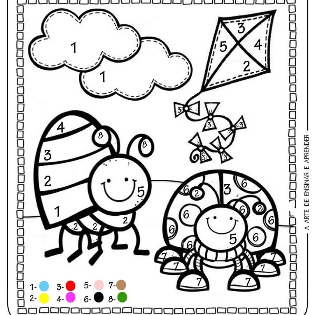 Pin By Lori Cruz On Preschool Worksheets