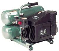 Hitachi 2 Hp Electric Portable Air Compressor Oil Lubricated At Arizona Tools Portable Air Compressor Air Compressor Compressor