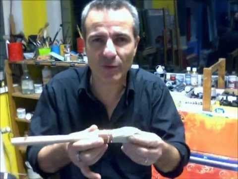 ATELIER ARTEMISIA Comment nettoyer ses pinceaux après la peinture à