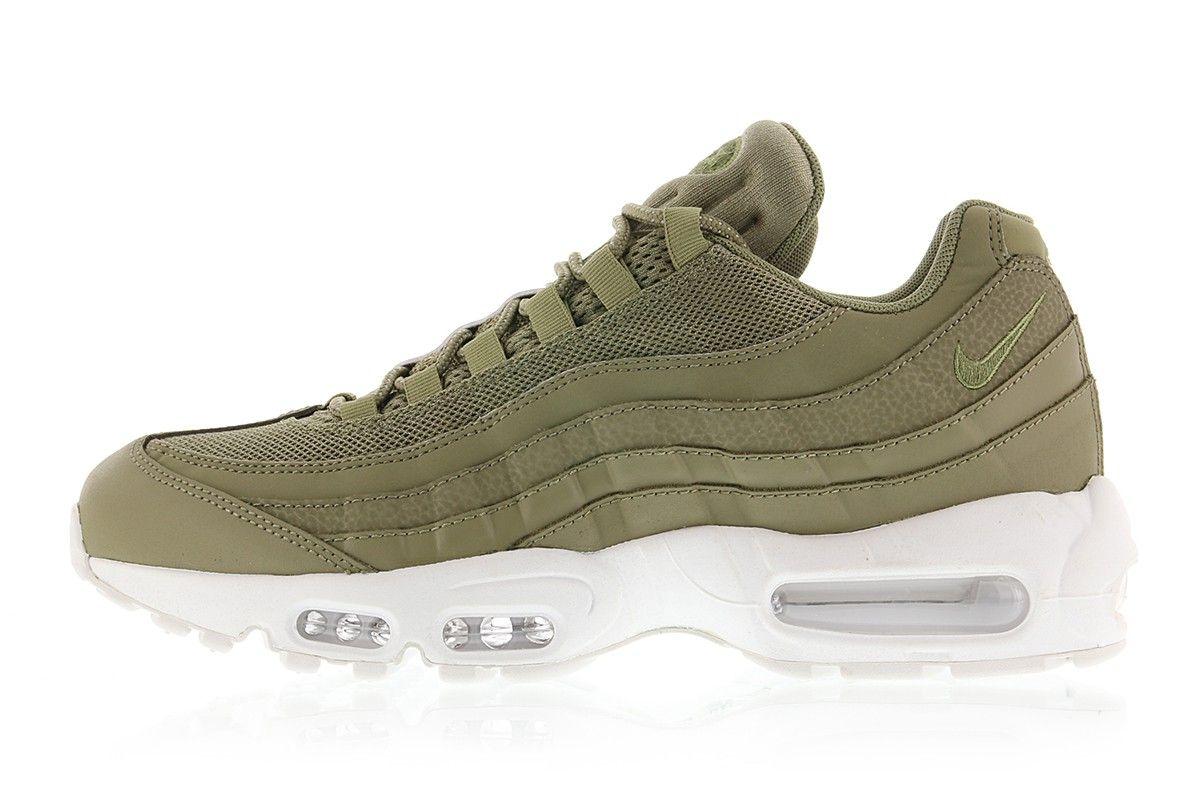 Air Max 95 Femme Chaussures Vert Nike