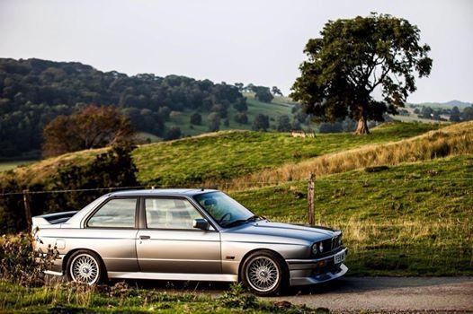 BMW E30 M3 Evo 2