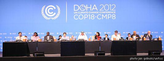 Doha 2012 : le climat échec et mat