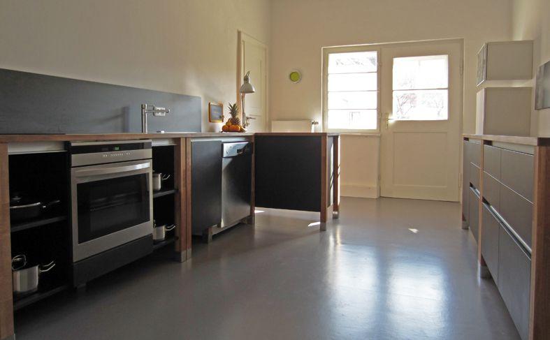 Modulküchen zuhause bei kunden modulküchen bloc modulküche kaufen