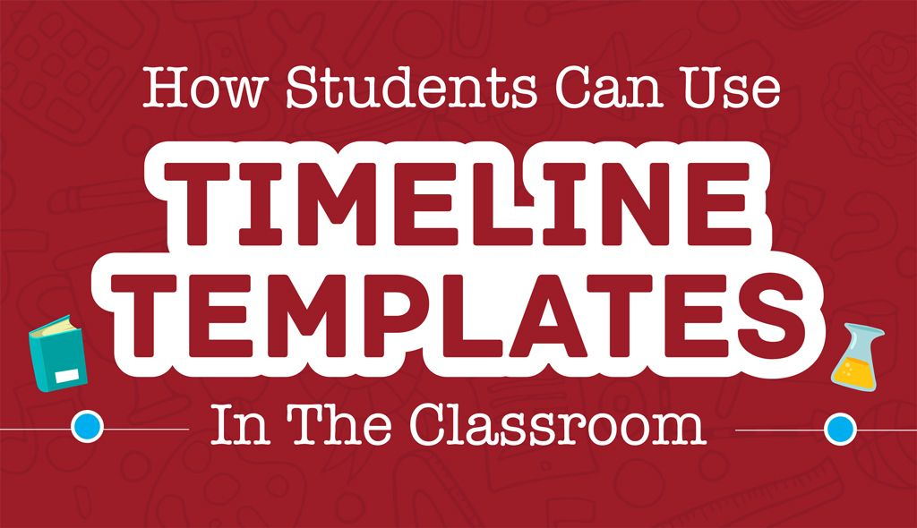 Help your students demonstrate their ideas and make their learning - timeline spreadsheet template