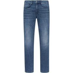 Photo of 5-pocket jeans with destroyed details, re-invent, modern fit by Joop in blue for men JoopJoop!