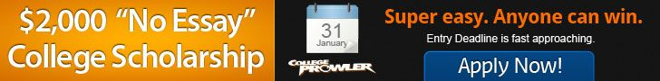 Weekly Scholarship For College Financial Aid Prowler No Essay