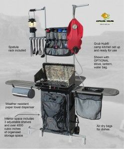 Grub Hub Camp Kitchen   Mesa Model With @Andrew Sullivan Design Inspirations