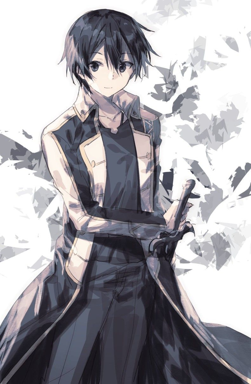 Pin By Kira Kirara On Sao Sword Art Sword Art Online Asuna Sword Art Online Wallpaper Anime boy with sword wallpaper