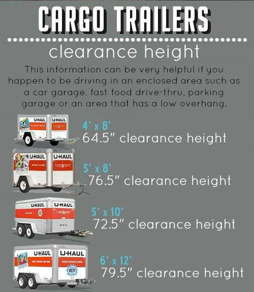 Clearance Height Hunting And Fishing Moving Trailers