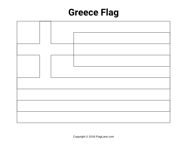 Free Printable Greece Flag Coloring Page Download It At Https Flaglane Com Coloring Page Greek Flag Flag Coloring Pages Greek Flag Greece Flag