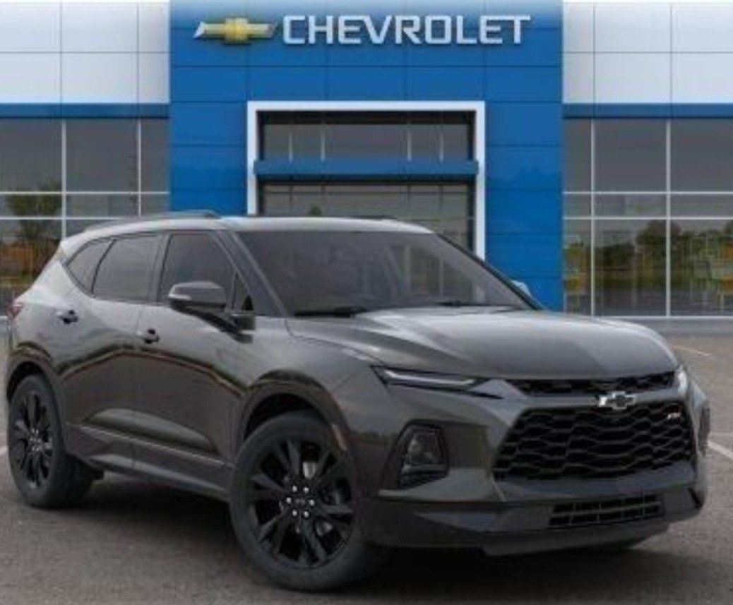 2019 Chevy Blazer Rs Nightfall Grey Metallic Chevy Blazer Chevy Suv Chevy Trucks Silverado Suv Cars
