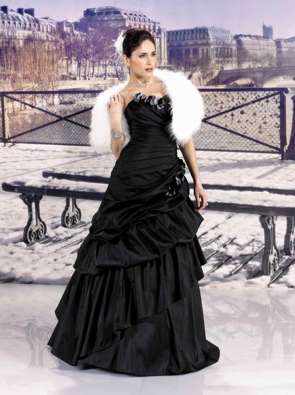 New trend in western europe all black wedding dress no more new trend in western europe all black wedding dress no more ombrellifo Gallery