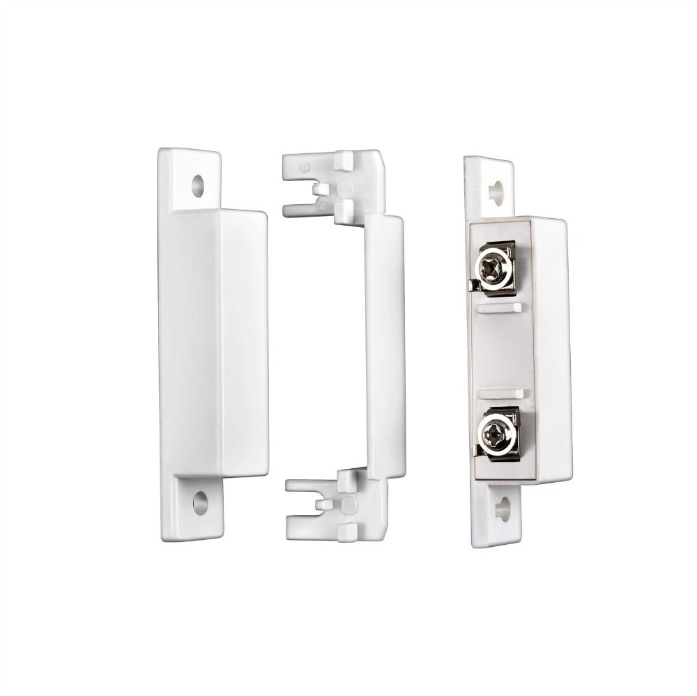 Wired Door Window Magnetic Sensor Switch Work With Ptsn And Gsm Alarm Contact Wiring Series System Fuers Q2 Gsm10a
