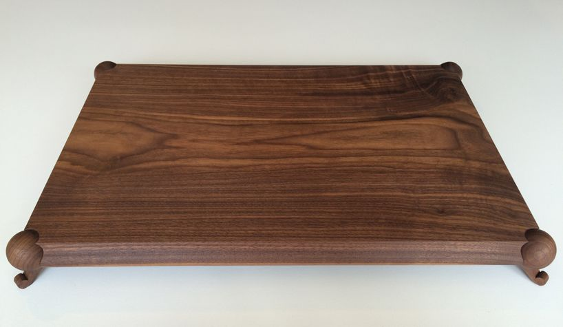 Ch Table Contemporary Bread Board By Yehoshua Pineles