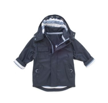 59deb4fa0 Hatley Blue Waterproof Splash Jacket at Wellies and Worms