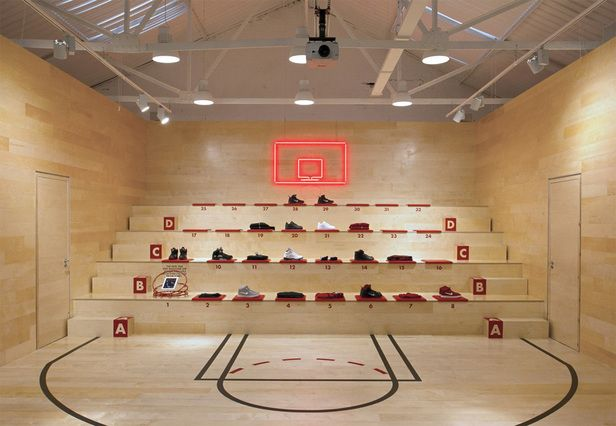 Basketball Inspired Stairs To Sit On Decor In 2019