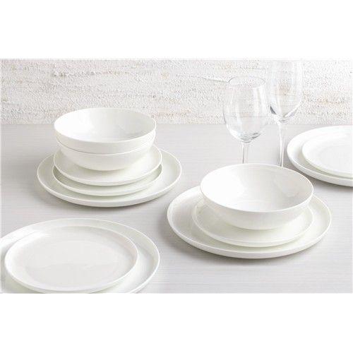Alex Liddy Aquis 18 Piece Coupe Dinner Set | Dinner Sets  sc 1 st  Pinterest & Alex Liddy Aquis 18 Piece Coupe Dinner Set | Dinner sets Tablewares ...