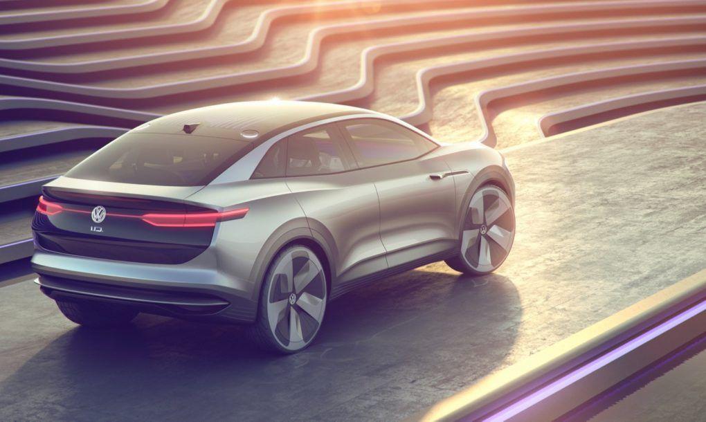 Volkswagen Previews I D Crozz Its 2020 Electric Suv Volkswagen Sports Car Wallpaper Volkswagen Transporter