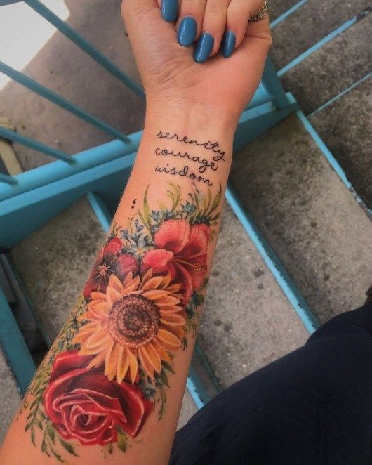 Photo of 20+ Chic Sunflower Tattoos Ideas That Will Inspire You To Get Inked – FULLFITWEAR,  #Chic #FU…