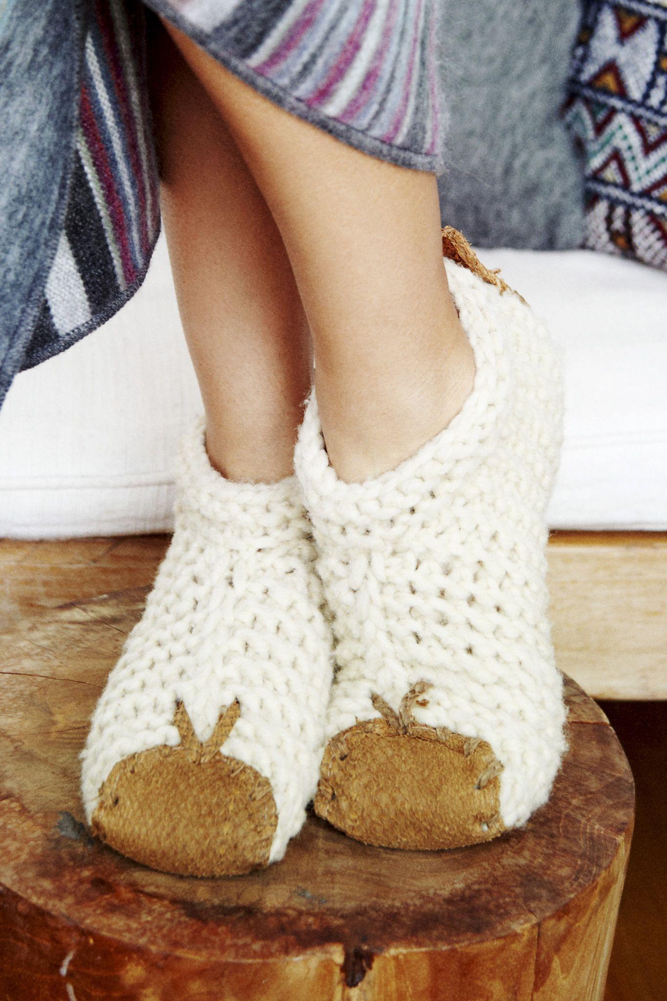 House Shoes | Tejido, Zapatitos crochet y Zapatos tejidos
