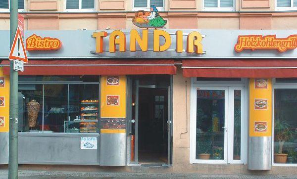 Great Turkish restaurant - Herrmannstr Berlin