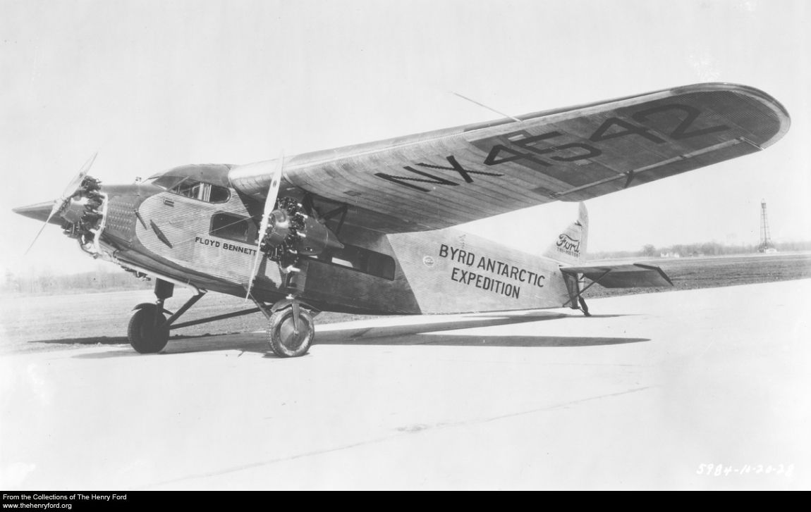 Image result for admiral byrd first flight over the south pole