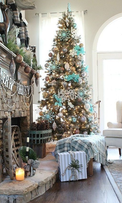 65 Christmas Tree Decoration Ideas and new trends for 2019
