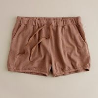 J.Crew Aficionada: Product Review: Luxe Knit Bloomer Short