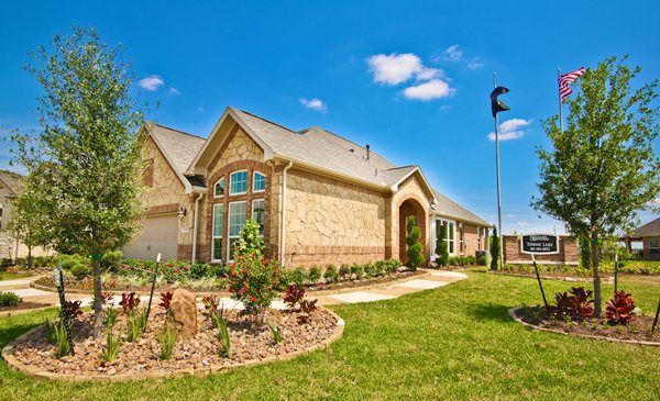 Towne Lake: Patio Homes   Garden Collection By Our Village Builders Brand