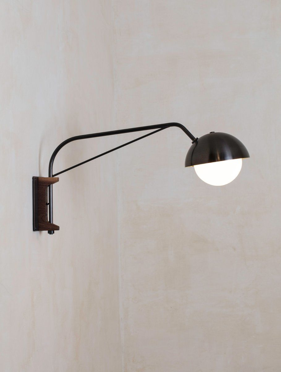 Dome Wall Lamp In 2020 Wall Lamp Lamp Kitchen Wall Lights