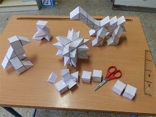 Geometría creativa y constructiva en Educación Primaria