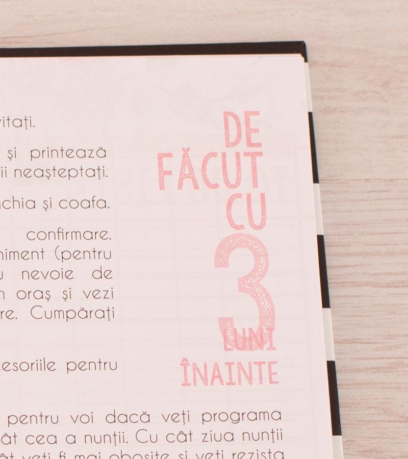 Wedding Planner  Agenda De Nunta Lady Cozac  Wedding Planner