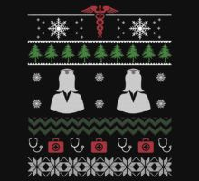 Nurse-Ugly christmas sweaters 4 by FunnyMusicNotes