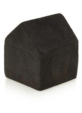 Bloomingville Decoratief klein huisje hout, 12 cm • de Bijenkorf