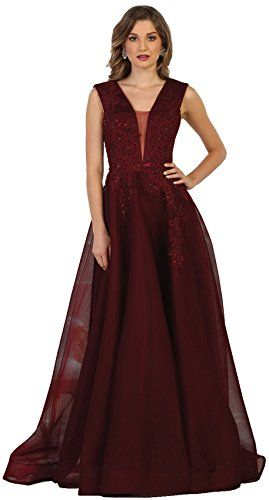 Formal Dress Shops Inc By Royal Queen Rq7606 Red Carpet F