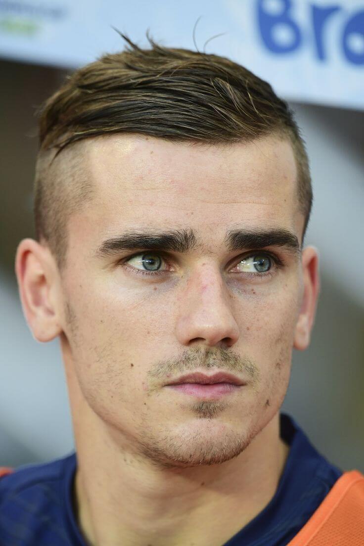 8 Fußballspieler Frisuren Die Sie Lieben Werden Neueste Frisuren