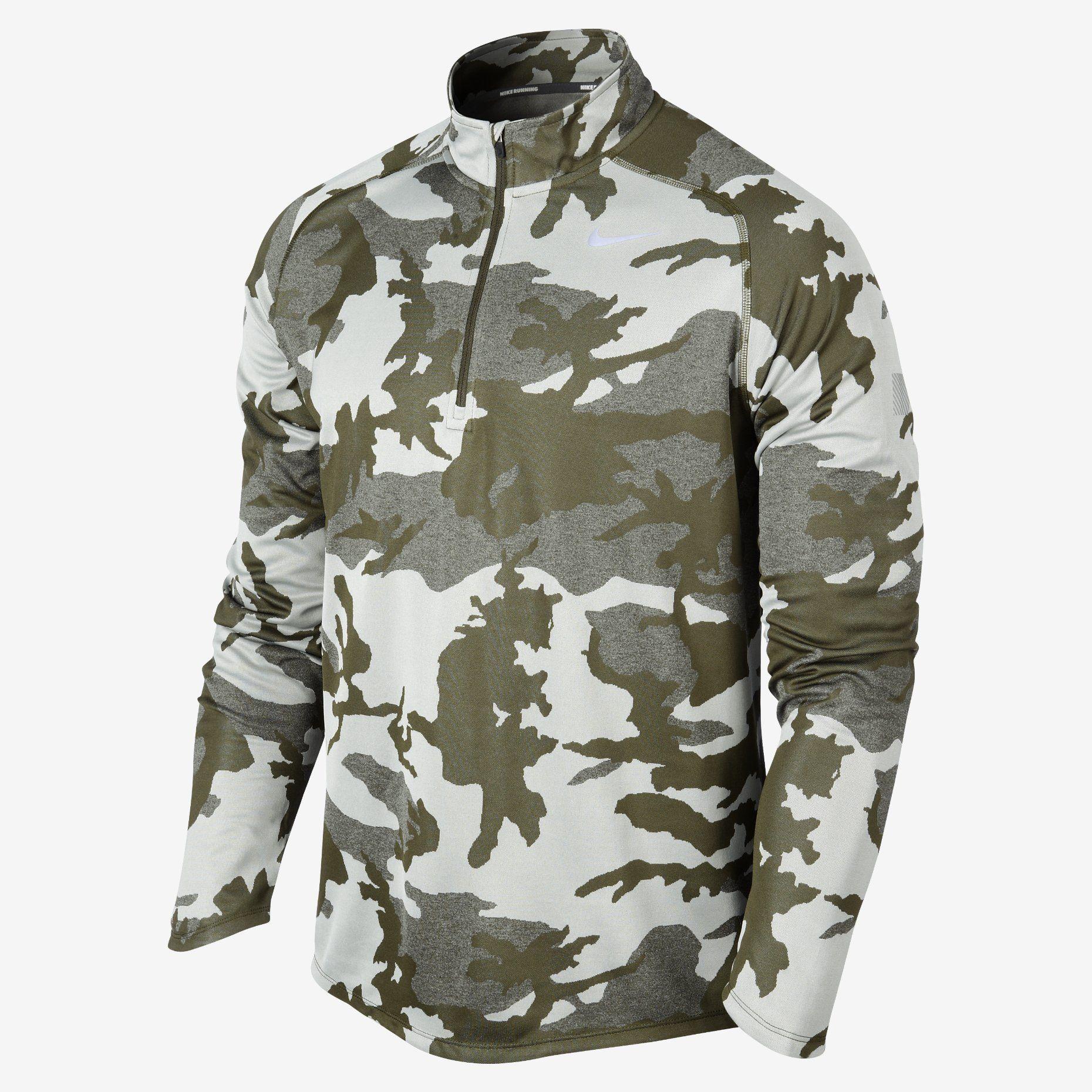 Nike element jacket men's - Nike Store Nike Element Half Zip Men S Running Shirt