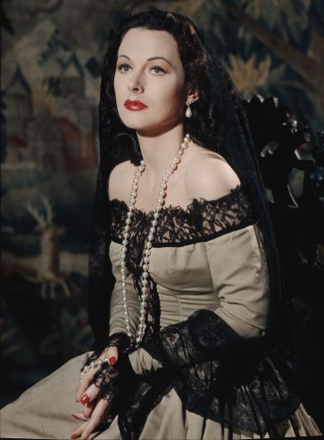 Hedy Lamarr, Los Angeles, 1946.